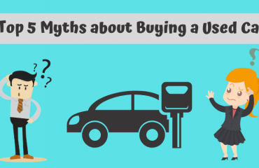 Top 5 Myths about Buying a Used Car