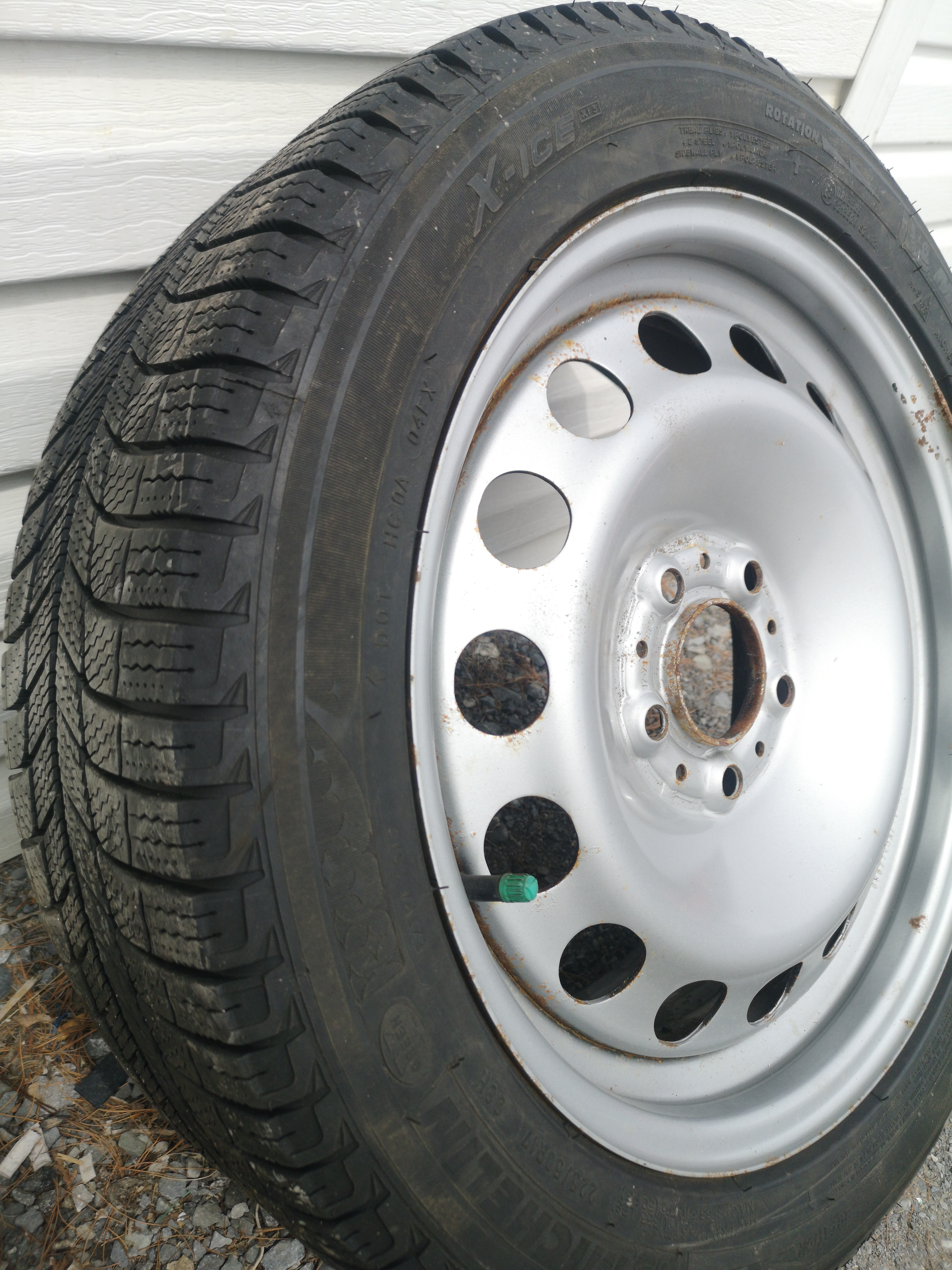 Michelin X-Ice 225/50/R17